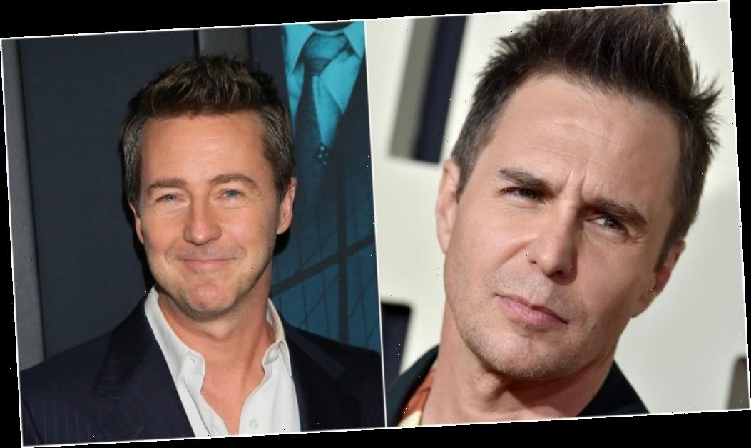 Sam Rockwell and Edward Norton, and Other Actors Commonly Mistaken For Each Other