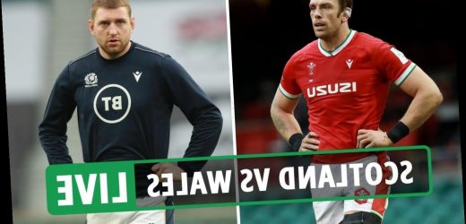 Scotland vs Wales rugby: Kick off time, TV channel, live stream free & team lineups for TODAY'S Six Nations 2021 game