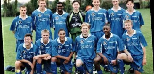 Chelsea icon John Terry shared throwback pic of 1996-97 youth side, but what happened to his former team mates? – The Sun