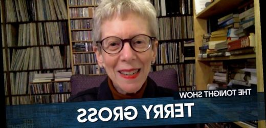 Terry Gross: 'Every wall in our home has records, books or CDs'