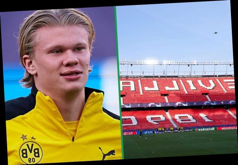 Sevilla vs Borussia Dortmund FREE: Live stream, TV channel, kick-off time, team news for TONIGHT'S Champions League game