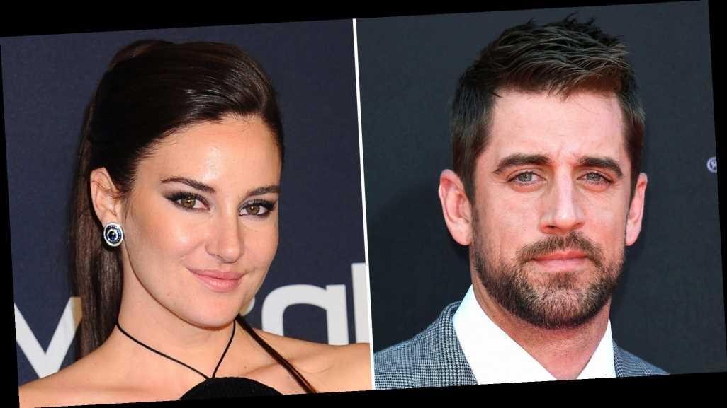 Shailene Woodley Confirms Aaron Rodgers Engagement
