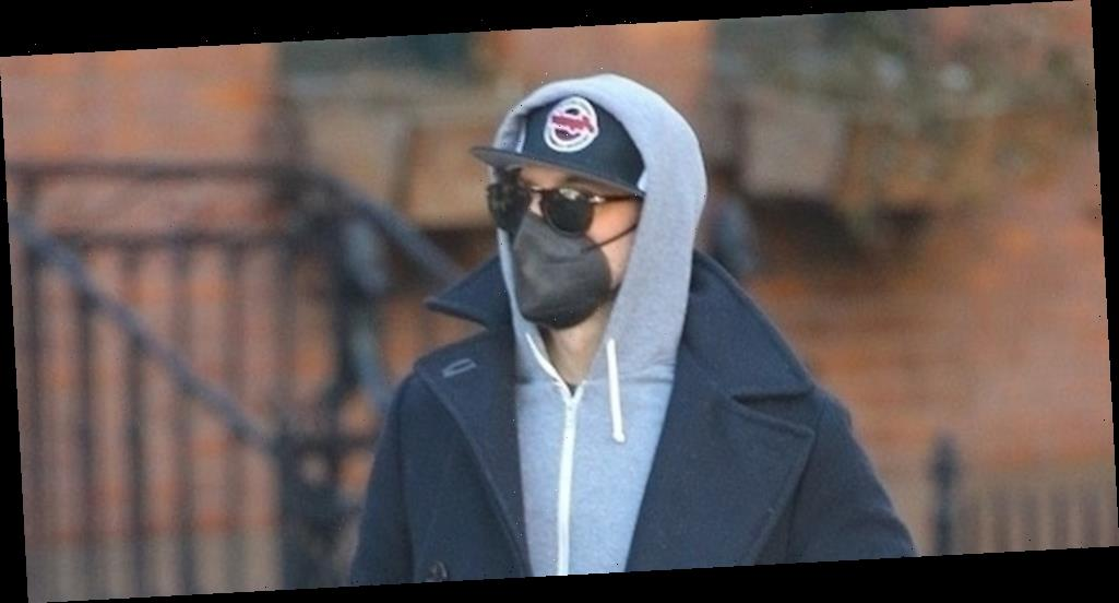 Bradley Cooper Bundles Up for a Chilly Stroll in NYC