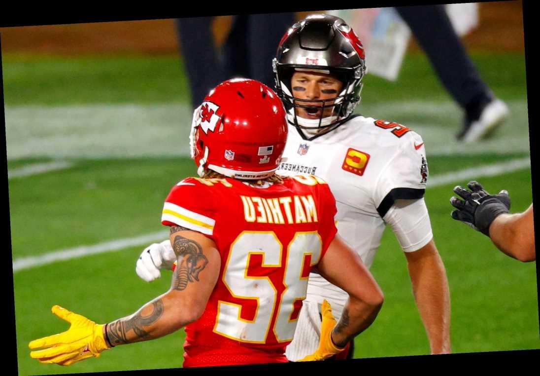Tom Brady's Super Bowl 2021 trash talk with Tyrann Mathieu will stay secret