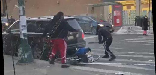 Man badly beaten with bat in Brooklyn
