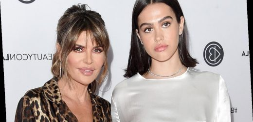 Lisa Rinna Fires Back After Troll Calls Amelia Gray's Lingerie Pics 'Disgusting'
