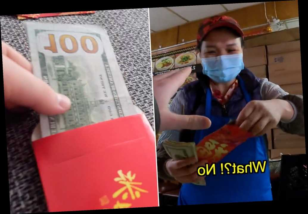 Generous tipper drops $1K at his favorite Chinatown takeout joints