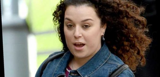 Tracy Beaker's Dani Harmer hits back after being fat-shamed by cruel trolls as she says 'size 10 isn't huge'