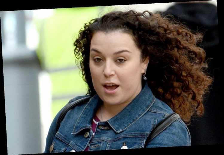 Tracy Beaker's Dani Harmer hits back after being fat-shamed by cruel trolls as she says 'size 10 isn't huge'