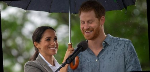Meghan Markle and Prince Harry Chose a Sweet Throwback Photo For Their Thank You Cards