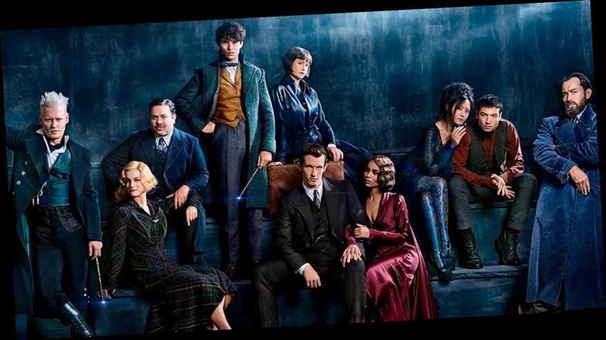 Fantastic Beasts 3 Halts Filming After Positive COVID-19 Test