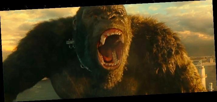 New 'Godzilla vs Kong' Teaser Reveals More of the Monstrous Battles