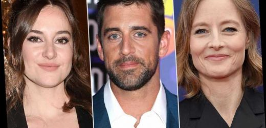Jodie Foster Coyly Addresses Why Aaron Rodgers Thanked Her in Announcing His Engagement to Shailene Woodley