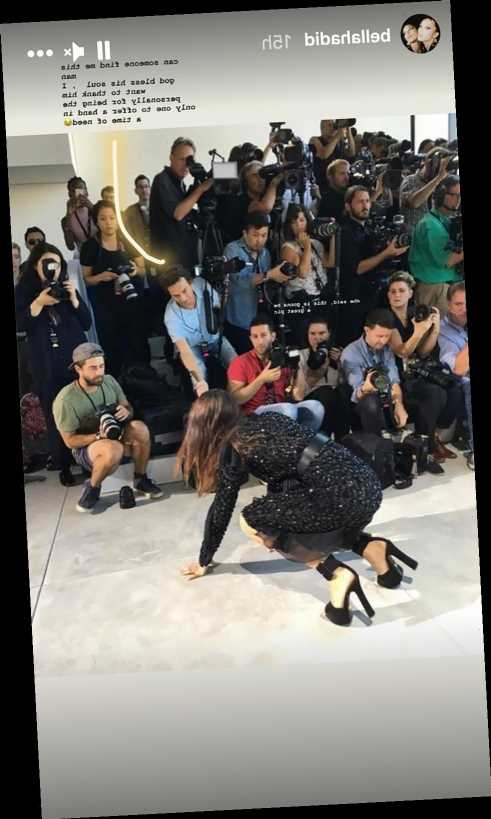 Bella Hadid Reflects on 2016 Runway Fall and Thanks Photographer Who Offered a 'Hand in a Time of Need'