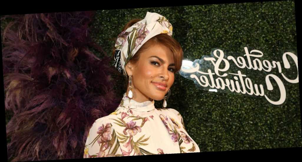 Eva Mendes Responded to Accusations of Getting Plastic Surgery