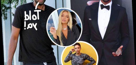 Khloé Kardashian Already Knew About Lamar Odom's Ex-Fiancée Hooking Up With Tristan Thompson!