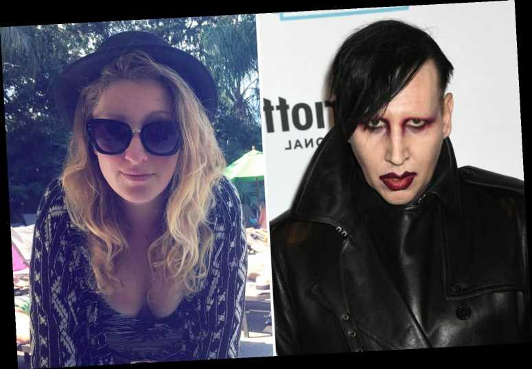 Who is Marilyn Manson accuser Ashley Walters?