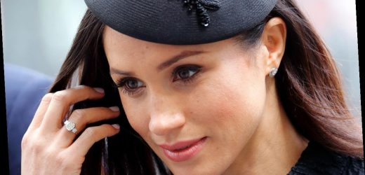 Meghan Markle has changed her engagement ring – details