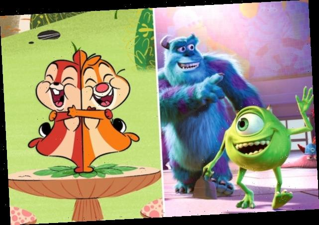 Monsters, Inc. Spinoff, Chip 'N' Dale Reboot Get Disney+ Premiere Dates