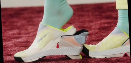 Nike creates hands-free sneaker for people with physical limitations