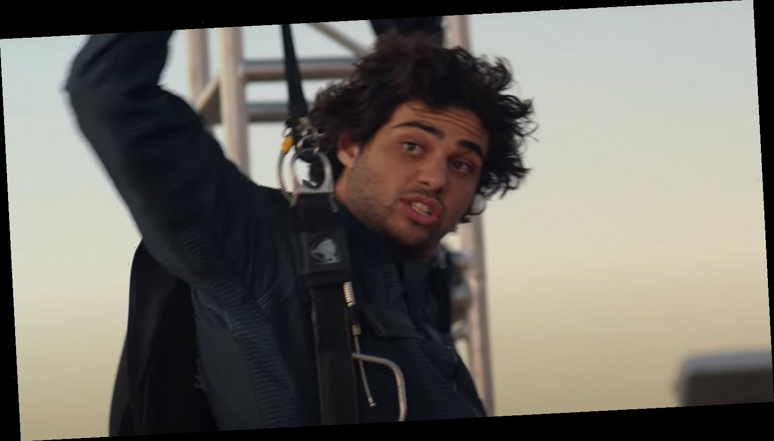 Noah Centineo Is The Latest Celeb To Star In a Taco Bell Commercial – Watch Now!
