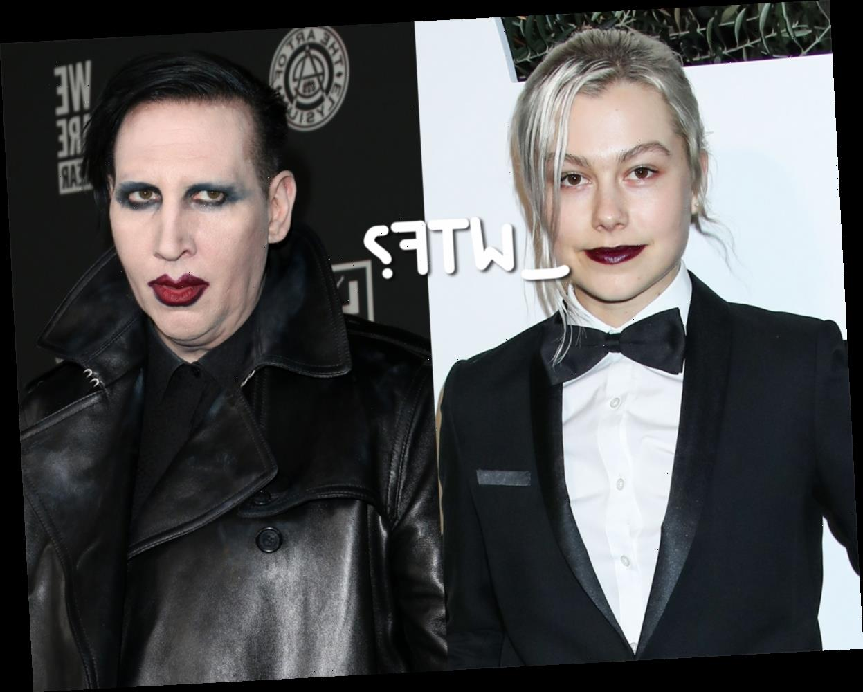 Phoebe Bridgers Says Marilyn Manson Once Bragged To Her About Having A 'Rape Room'