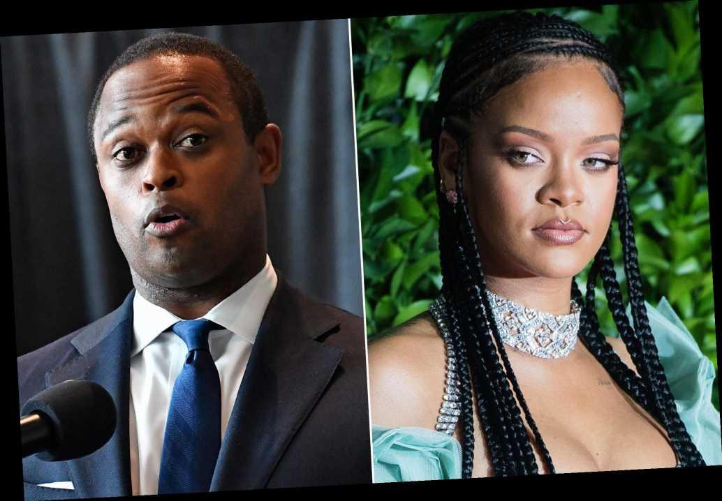 Rihanna calls out Kentucky AG Daniel Cameron over Breonna Taylor case