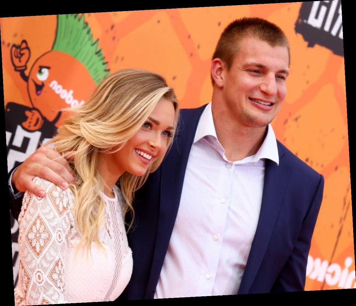 How Did Rob Gronkowski and Camille Kostek Meet and Are They Married?