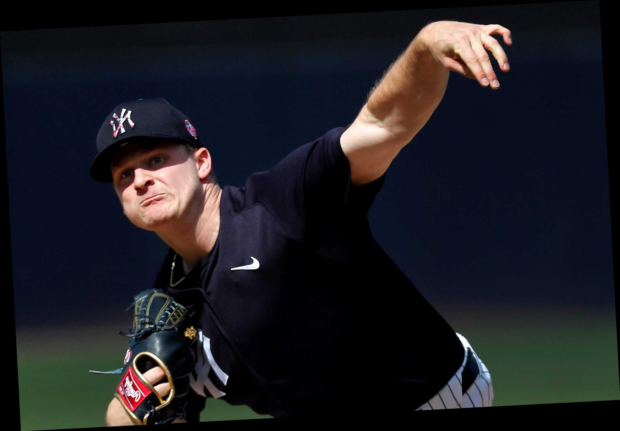 Clarke Schmidt out of Yankees' rotation competition with elbow injury