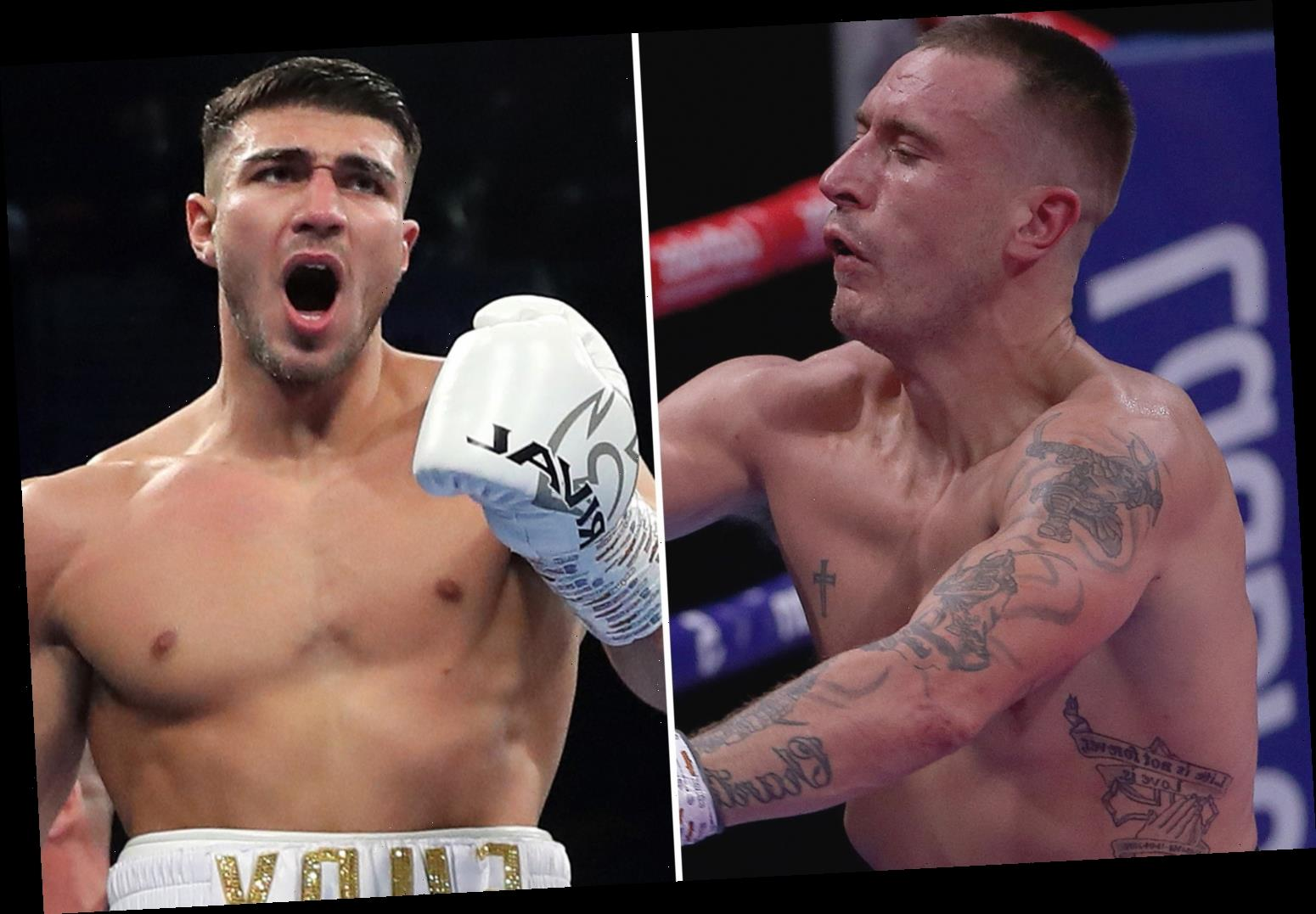Love Island star Tommy Fury savaged by boxing fans as next opponent is named as 0-9 fighter Scott Williams