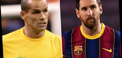 Lionel Messi may have played last home Champions League game for Barcelona after PSG mauling, claims club legend Rivaldo