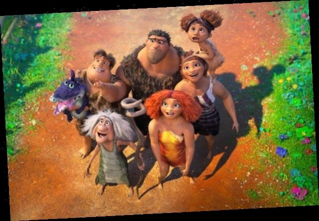 'Croods 2' Hits No. 1 Again 13 Weeks After Release, Reaches $50 Million at U.S. Box Office