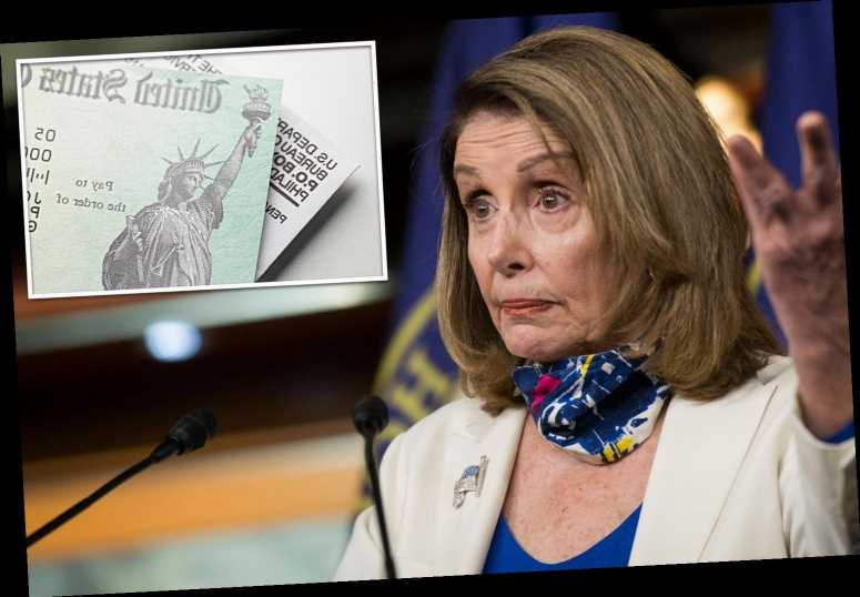 Stimulus check update – Pelosi says we 'want to put money in your pocket' as $1,400 payments set to arrive next month
