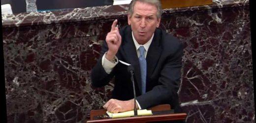 Trump lawyer 'Philly-delphia' threat sparks laughter, rebuke in Senate