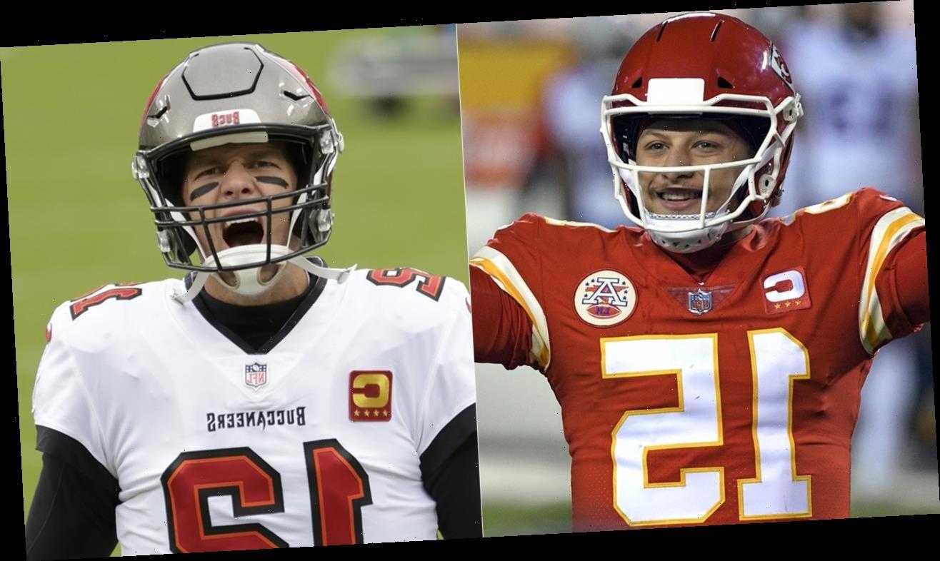 Tom Brady has high praise for Patrick Mahomes ahead of Super Bowl LV matchup