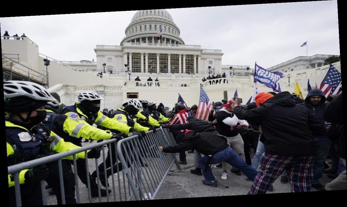 Kansas man charged for alleged connection to Capitol riot: report