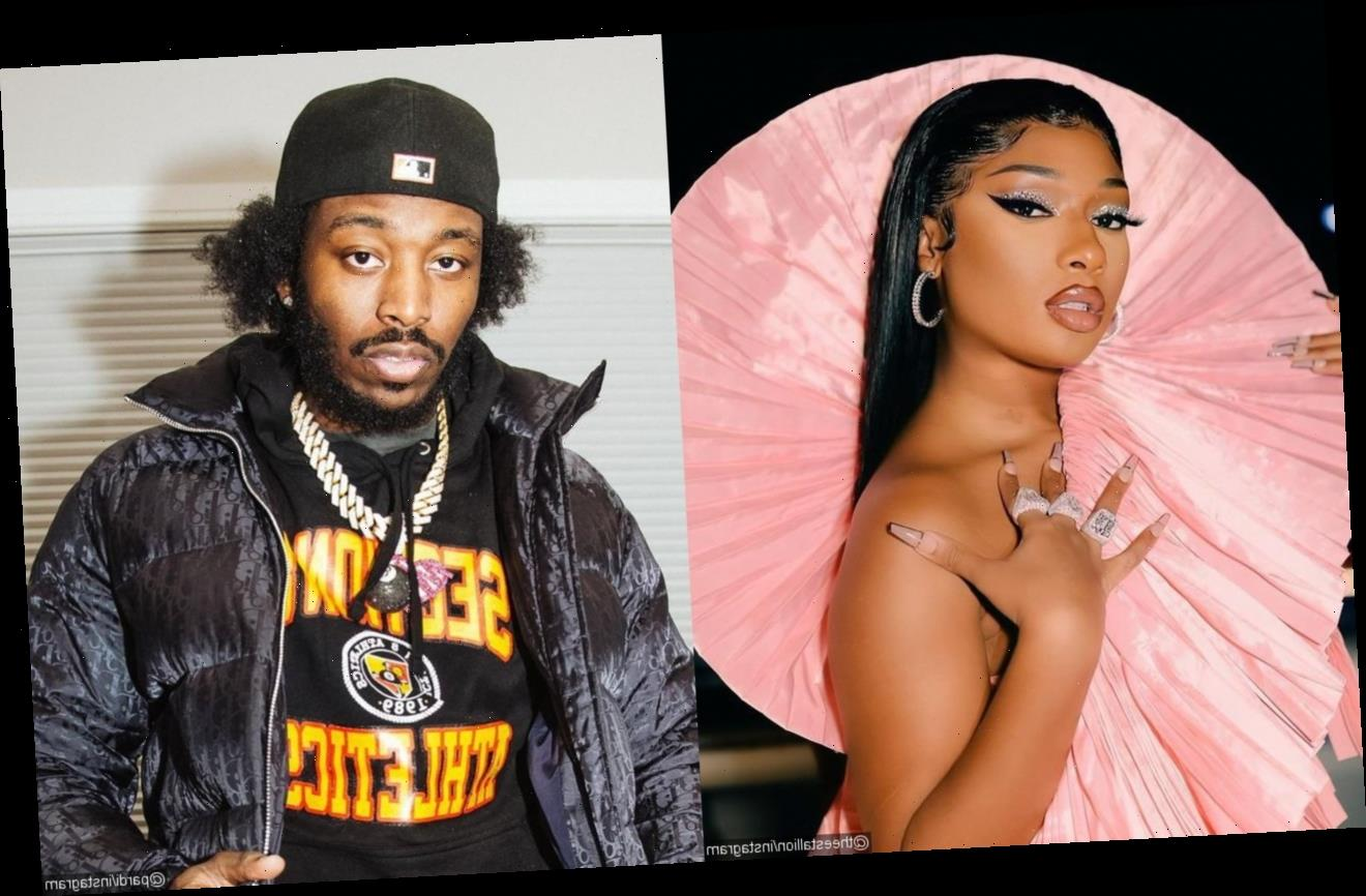 Megan Thee Stallion and Pardison Fontaine's Fight Allegedly Caught on Her Friend's IG Live