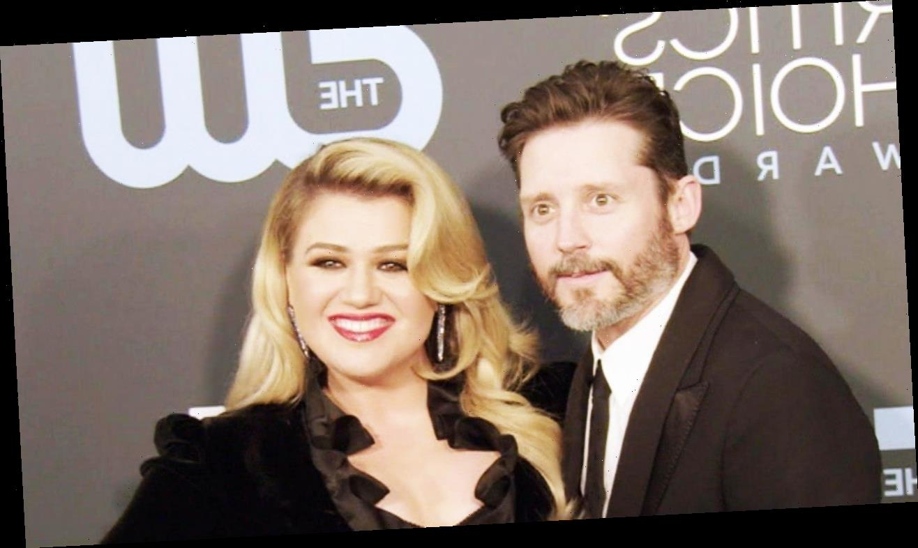 Kelly Clarkson Says Co-Parenting With Estranged Husband Is 'Tough'