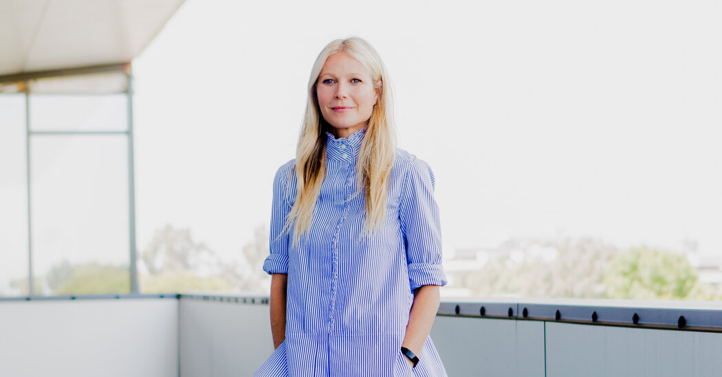 Gwyneth Paltrow Is Selling Vibrators