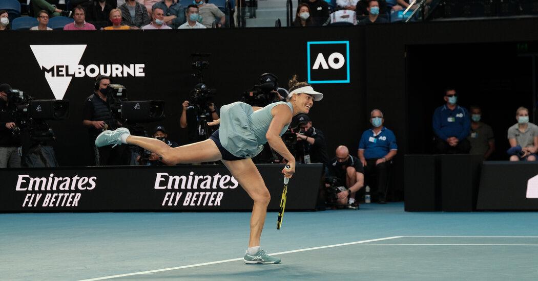 Australian Open 2021: In Defeat, Jennifer Brady Proves She Belongs