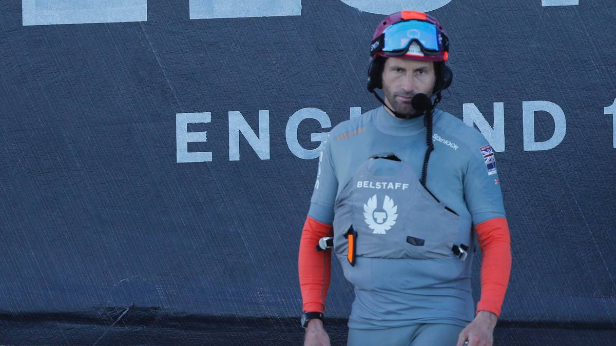 America's Cup 2021: The moment Sir Ben Ainslie knew his Cup dream was over in Ineos Team UK's Prada Cup final loss to Luna Rossa