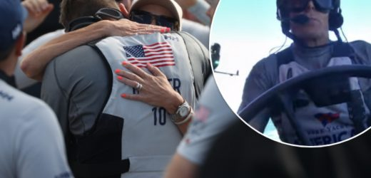 America's Cup 2021: New footage reveals Dean Barker, American Magic's heartbreak after Prada Cup exit