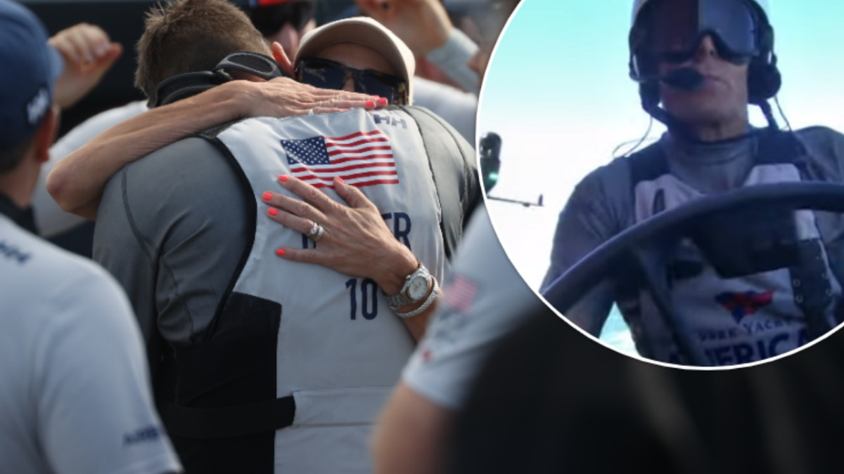 America's Cup 2021: New footage reveals Dean Barker, American Magic's heartbreak after Prada Cup exit