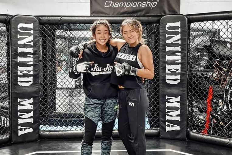 MMA: I'm not trying to break Angela's records, says younger sister Victoria Lee ahead of One C'ship debut
