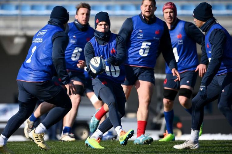 Rugby: France await decision on Scotland Six Nations clash after Covid-19 cases