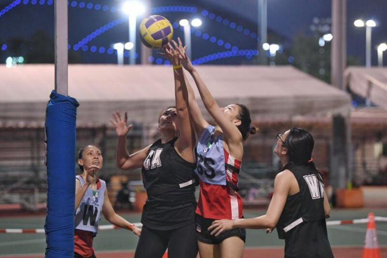 Netball: Modified 3v3 league a challenge but players happy to be back on court