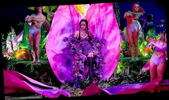 Rihanna's Savage X Fenty Reaches $1 Billion Valuation