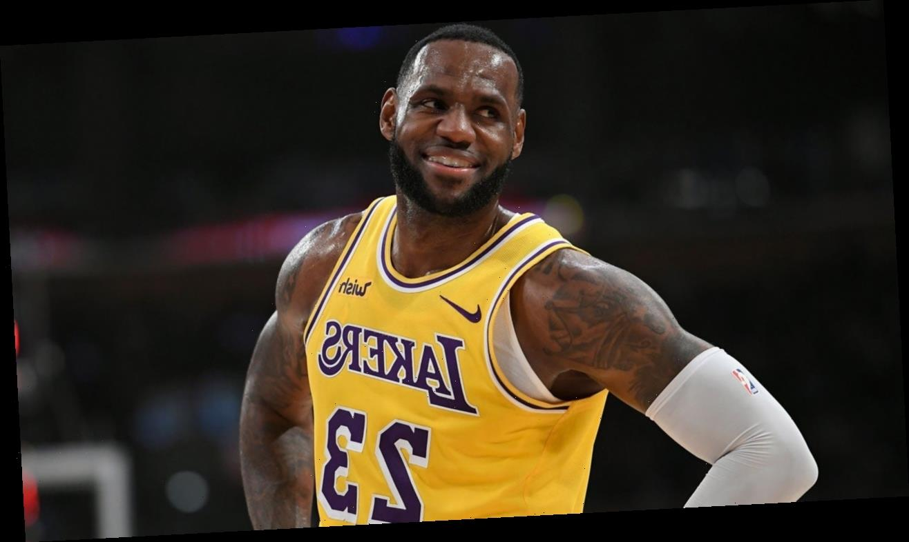 LeBron James Shares His Thoughts on Heckler Ejected During His Game