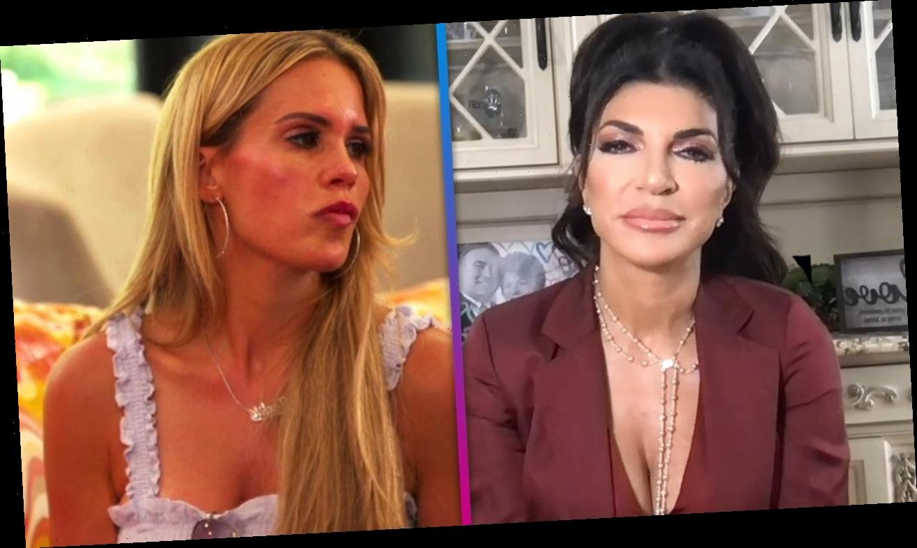 'RHONJ': Teresa Defends Bringing Up Rumors About Jackie's Husband