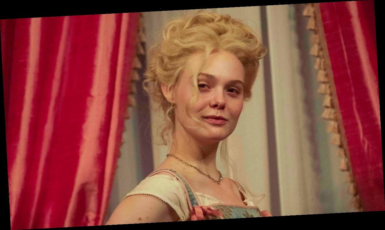 Elle Fanning Is Very Pregnant in 'The Great' Season 2 First Look